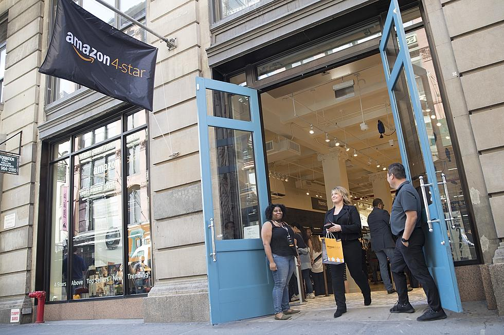 Amazon will be opening new stores at malls