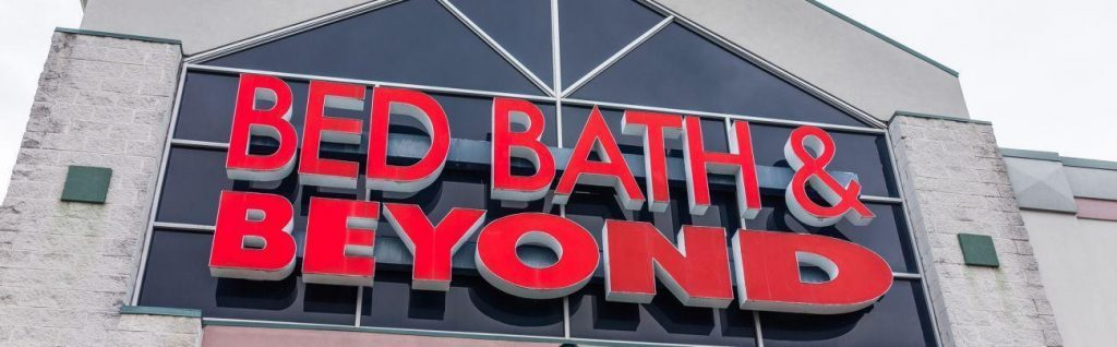 Bed Bath & Beyond Suffers 'Short-Term Pain' as Store Traffic Slows