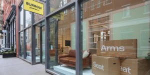Furniture Disruptor Burrow Has A New Idea For Its Stores Retail Roommates